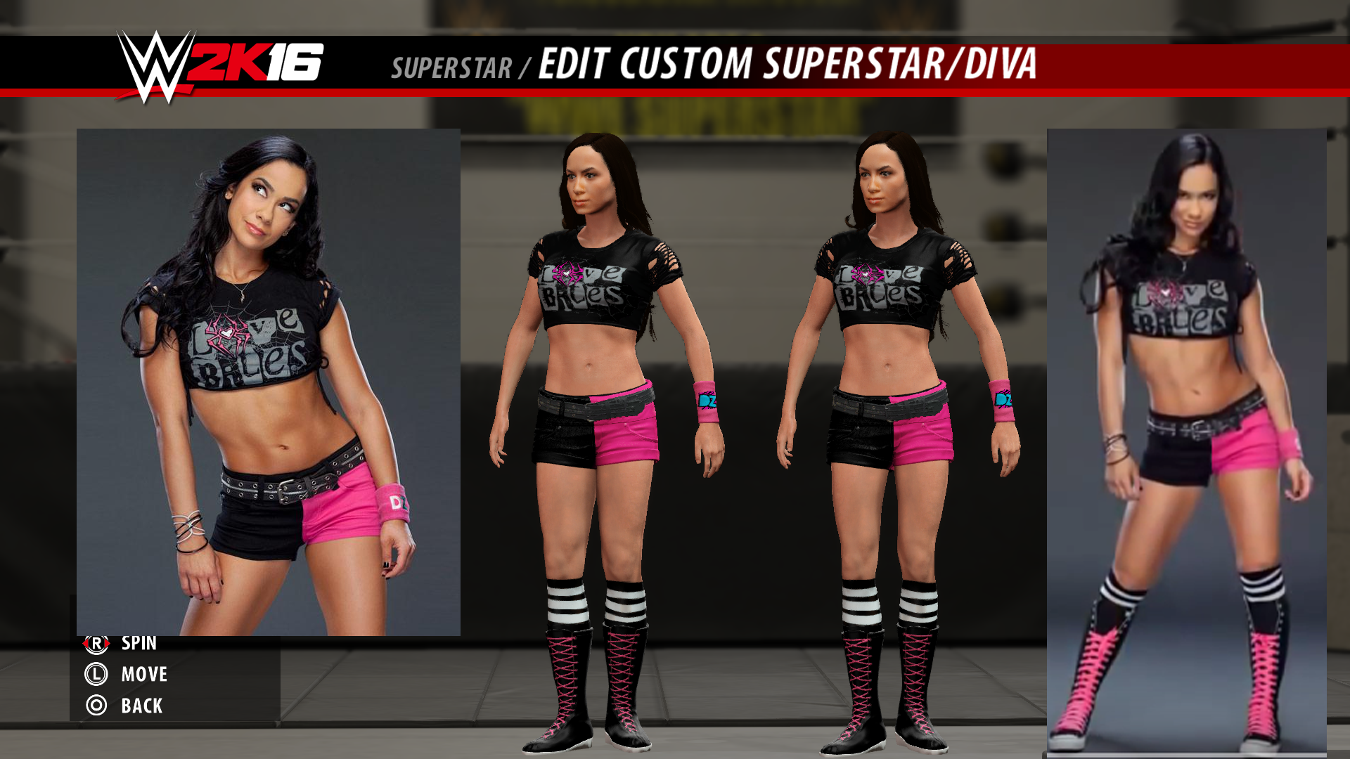 Edges House Of Caws Aj Lee Ps4 Online Creations